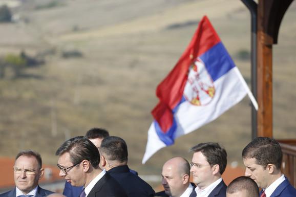 Aleksandar Vučić, poseta Kosovu