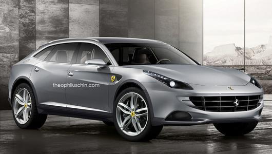 Ostatni bastion padł. Ferrari planuje SUV-a