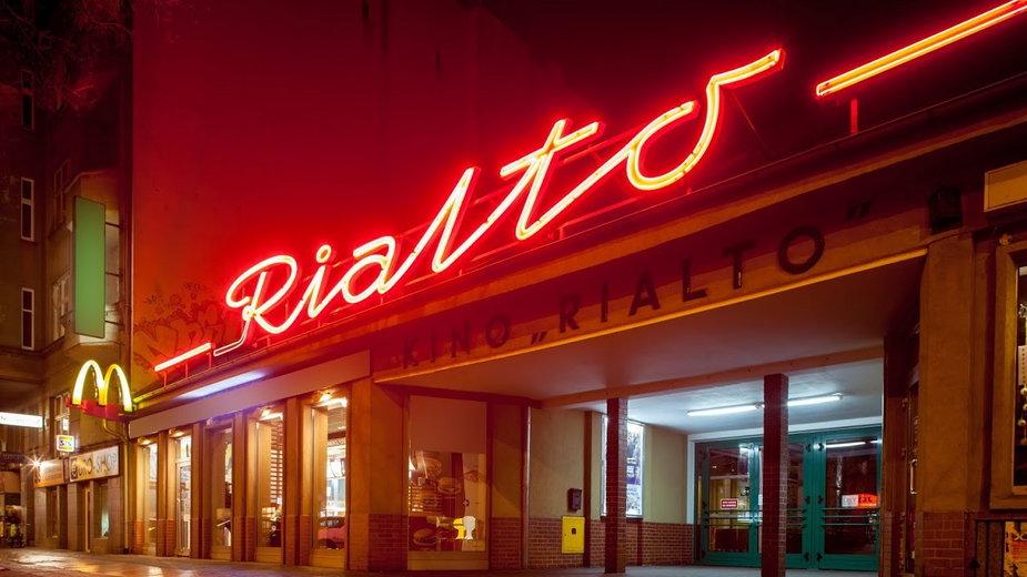 Kino Rialto to nieodłączna część dzielnicy Jeżyce