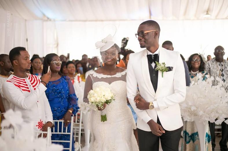 Beautiful photos from Ameyaw Debrah's wedding you need to see