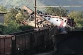 nesreća vozovi jablanica