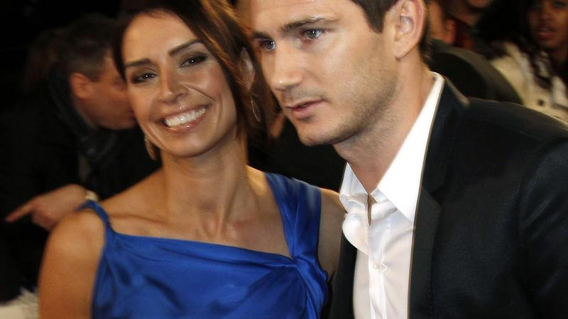Christine Bleakley, Frank Lampard