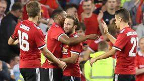 Superpuchar UEFA: Real Madryt i Manchester United zmierzą się w Skopje