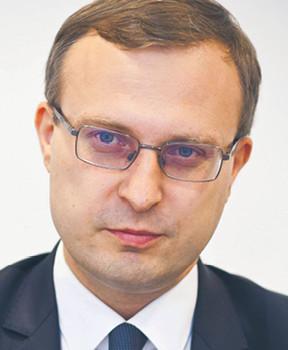 Paweł Borys, szef Polskiego Funduszu Rozwoju