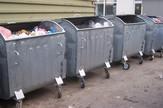 potrebni kontejneri za papir, plastiku, metal
