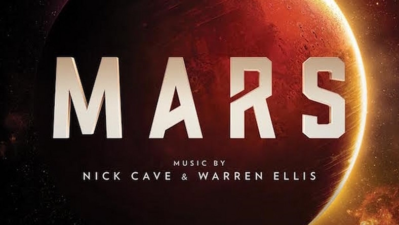 Nick Cave & Warren Ellis | Mars Soundtrack | Milan Records