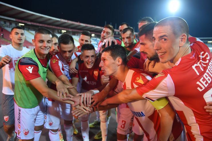 FK Crvena zvezda, FK Spartak Subotica