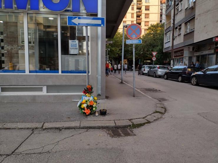 Mesto na kom se onesvestio nastradali tinejdžer Aleksandar Ć.