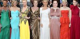 Oscary 2012: kreacje gwiazd