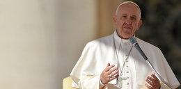 Papież ryzykuje życie? Zobacz, co zrobi