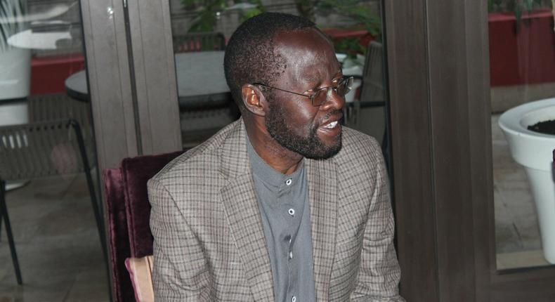 Kisumu Governor Anyang' Nyong'o (Twitter)