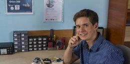 16-letni Karol spod Poznania wyśle w kosmos własną sondę