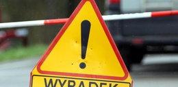 Dramat na pasach. 13-latka potrącona przez samochód