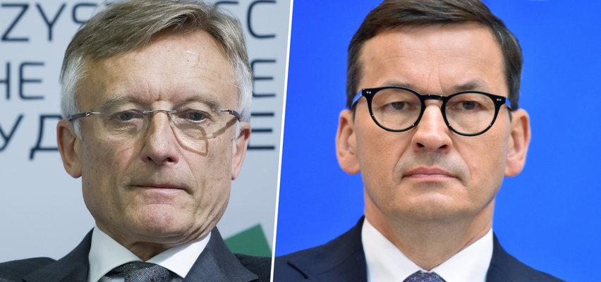 Były ambasador Polski przy UE ma złe wieści dla Morawieckiego. Premiera czekają ciężkie chwile