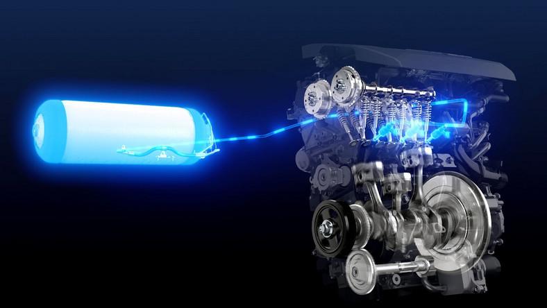 Toyota stworzyła silnik na wodór zamiast benzyny