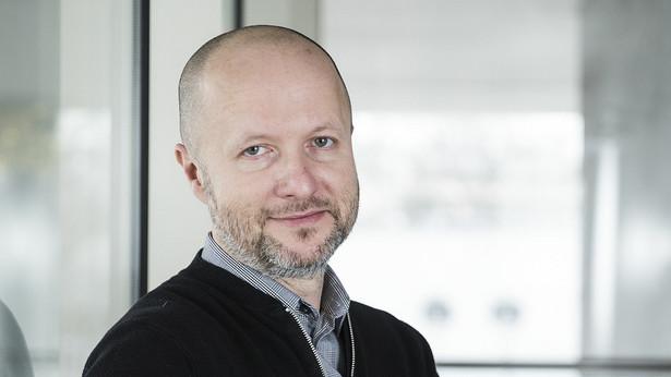Marek Chądzyński. Fot. Wojtek Gorski