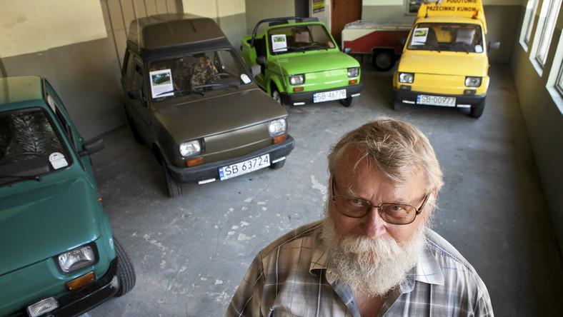 Przyszedł na świat w czerwcu 1973 roku. Fiat 126p - zmontowany w Bielsku-Białej z włoskich części. Właśnie w tym roku stuknęła maluchowi czterdziestka. Rocznica narodzin malucha zbiegłą się z otwarciem niezwykłego muzeum w Bielsku-Białej. Założycielem wystawy jest pasjonat motoryzacji Antoni Przychodzień...