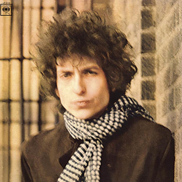 "9. Bob Dylan - ""Blonde on Blonde"""