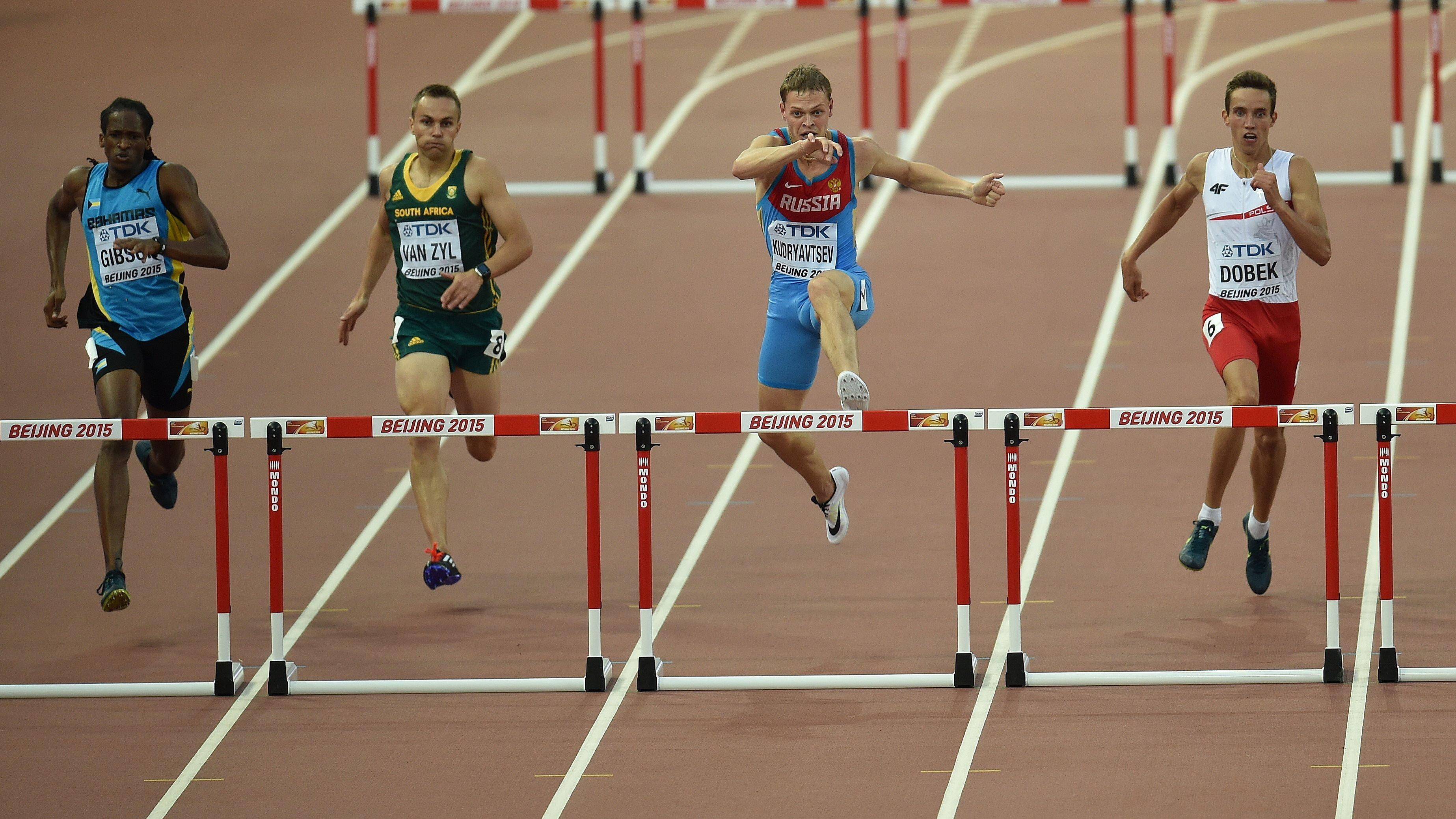 Lekkoatletyczne MŚ: Patryk Dobek w półfinale 400 m przez płotki - Sport