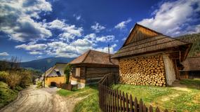 Ta słowacka wioska to żywy skansen