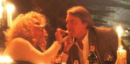 Magda Gessler z mężem. Lansują się w restauracji