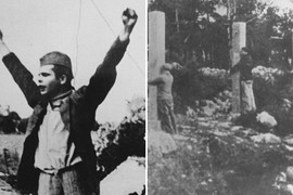 ZAŠTO SE STIDIMO HEROJA Na današnji dan pre 76 godina, Srbin je ubijen u Hrvatskoj, a Hrvat u Srbiji. Jednog su IZDALE USTAŠE, DRUGOG ČETNICI