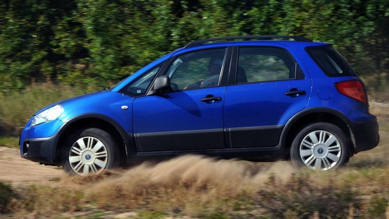 Fiat Sedici/Suzuki SX4