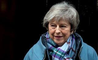 May Day: Premier chce wrócić do negocjacji w sprawie granicy z Irlandią