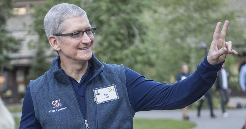 Tim Cook, prezes Apple