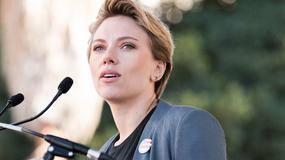 Atakuje Franco, choć broniła Allena. Scarlett Johansson pod ostrzałem