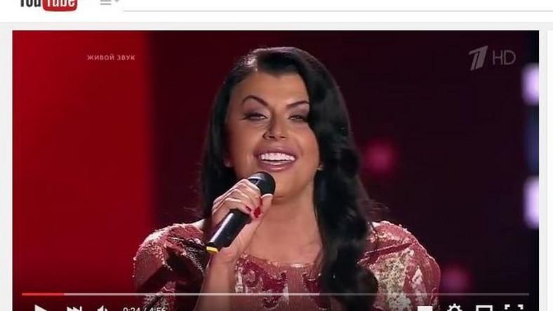 """Renata Wolkiewicz w rosyjskim """"The Voice"""""""
