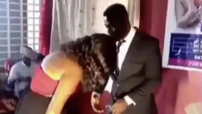 It was all acting - Pastor filmed shaving private parts of ladies in church speaks (WATCH)