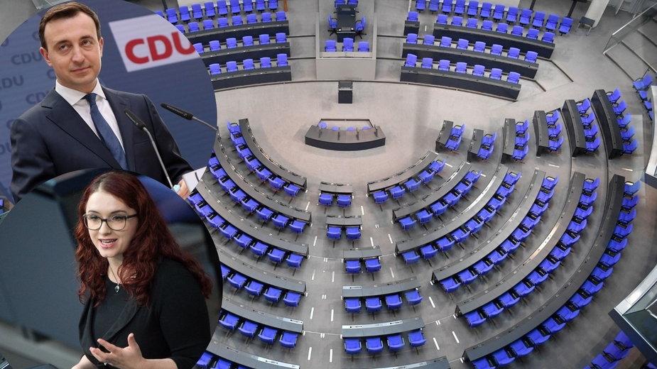 Paul Ziemiak i Agnieszka Brugger to nie jedyni związani z Polską kandydaci w wyborach do Bundestagu