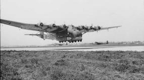 Me 323 Gigant - największy lądowy samolot transportowy II wojny światowej
