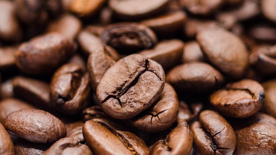 Zastosowania ziaren kawy