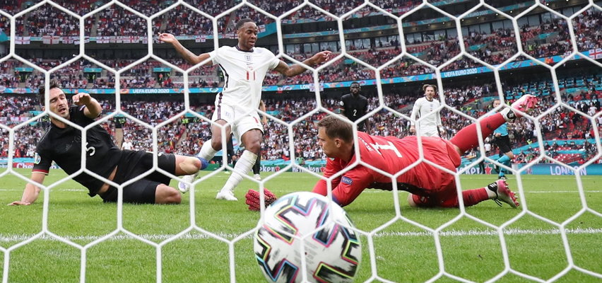 Euforia na Wembley. Anglicy pokonali Niemców i są w ćwierćfinale