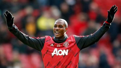 Odion Ighalo has left Manchester United and returned to his parent club  (Instagram/Manchester United)