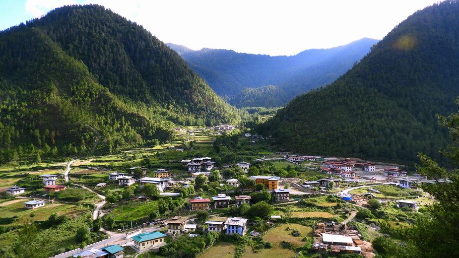 Dolina Haa, Bhutan