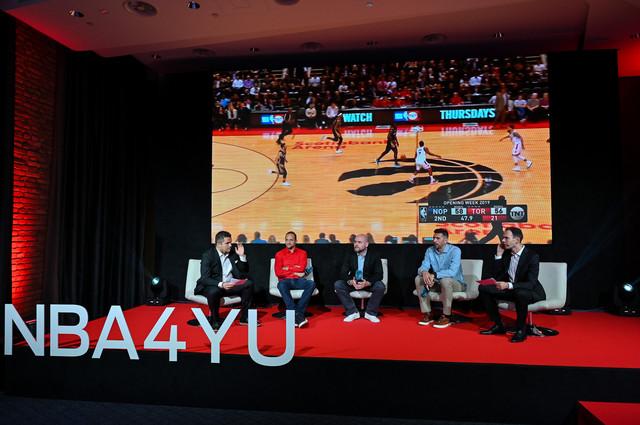 NBA na Areni sport