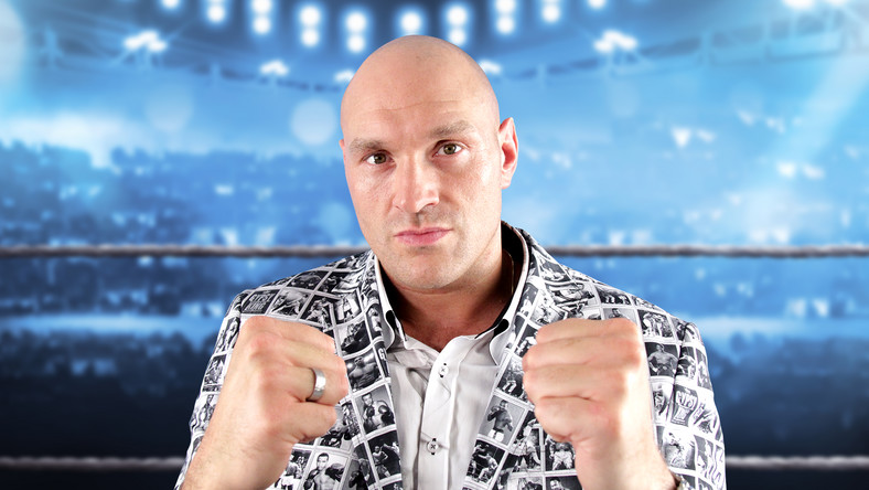 Tyson Fury Gives a Fighter's Take On Boxing Movies