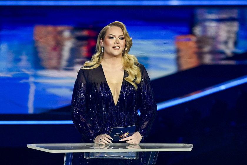 Nikkie de Jager poprowadziła pierwszy półfinał Eurowizji 2020