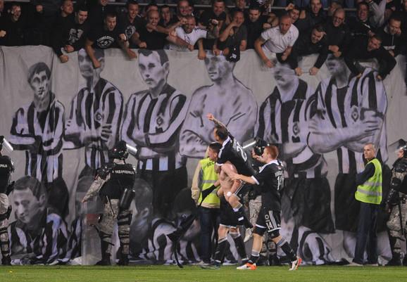 U kvalifikacijama za Lige Evrope: FK Partizan
