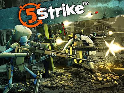 gameplanet 5Strike