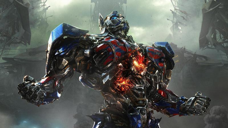 """""""Transformers: Wiek zagłady"""": kadry z filmu"""
