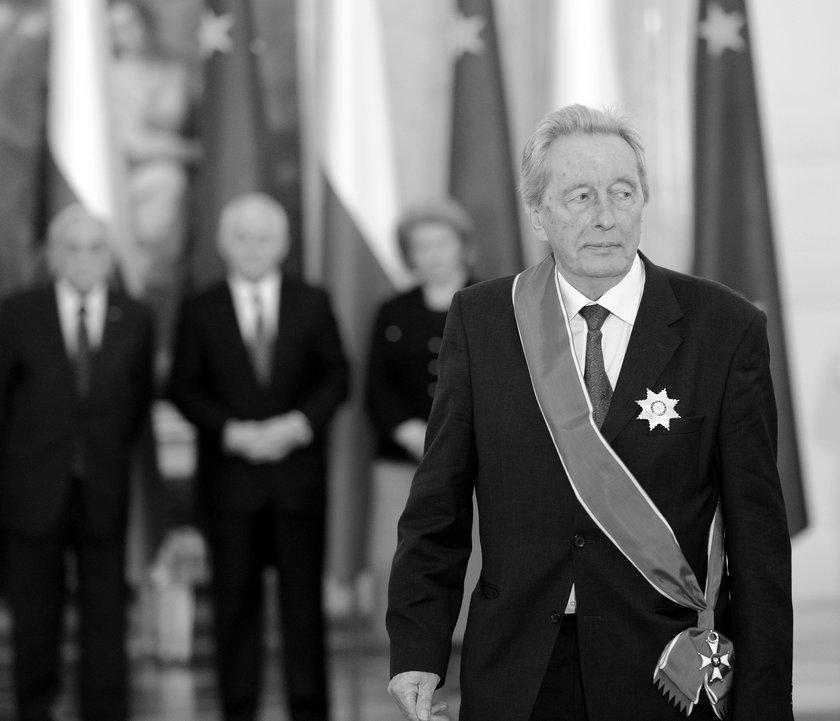 Trzecia rocznica śmierci Krzysztofa Kozłowskiego