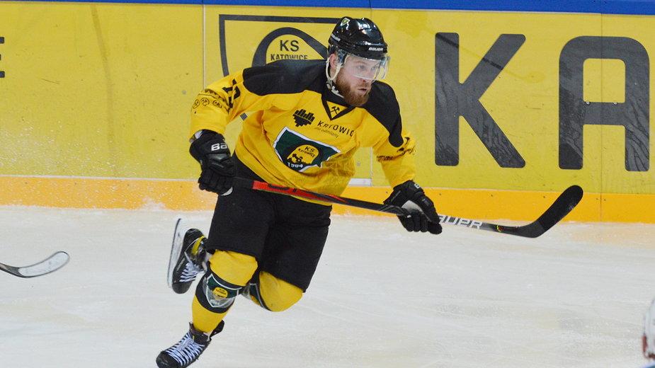 Bartosz Fraszko napastnik GKS Katowice