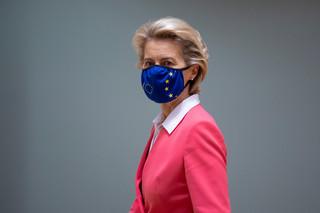Von der Leyen: Ukraina ma pozostawać państwem tranzytowym gazu