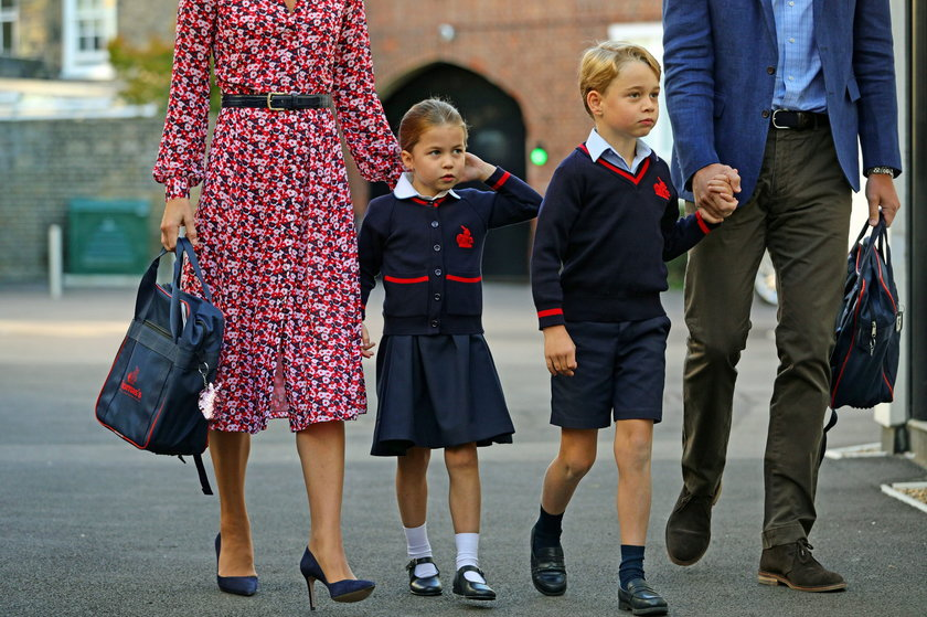 Zapytali Kate i Williama o zdalne nauczanie swoich dzieci. Książę wyznał, że poczuł się zażenowany