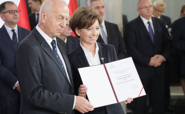 Marlena Maląg MRPiPS