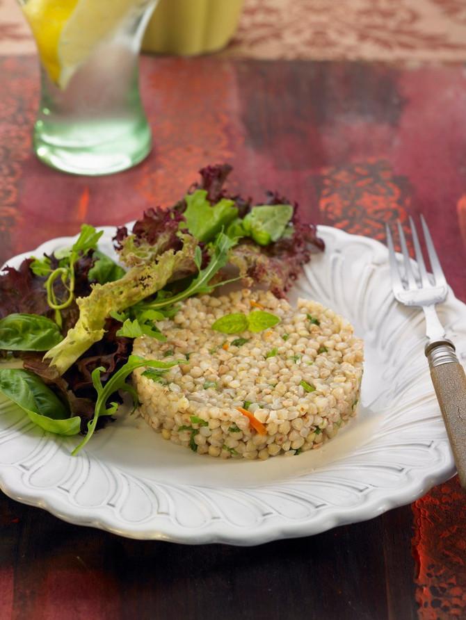 Heljda može da posluži i umesto pirinča